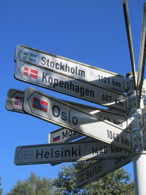 Skandinavische Krimis