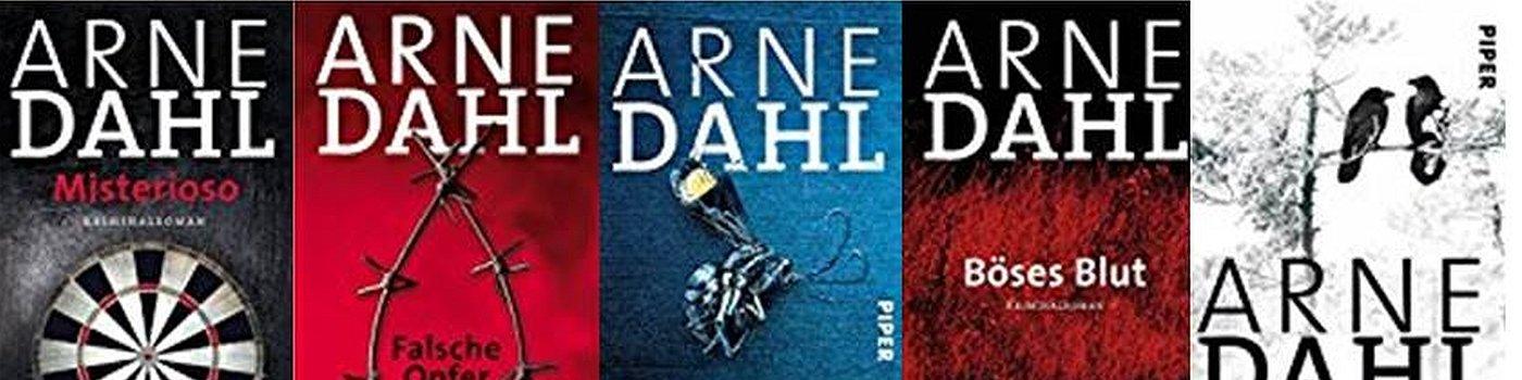 Das A-Team // Arne Dahl